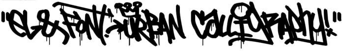 Tipografías urbanas