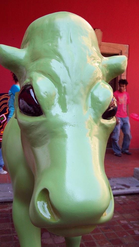 Cow Parade León Guanajuato