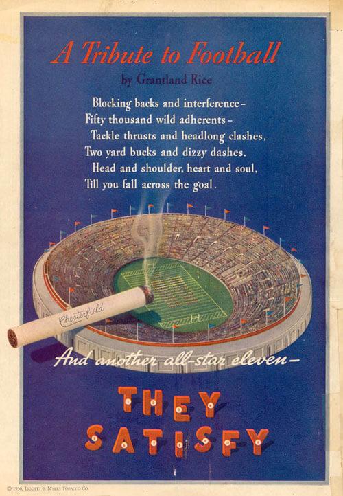 publicidad de cigarros