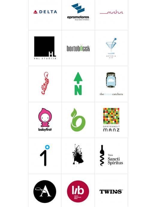 Logos premiados