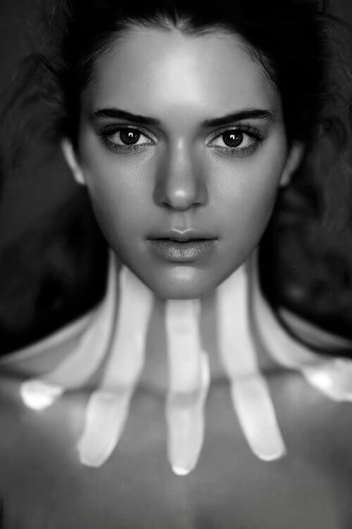 fotos famosas en blanco y negro Jenner