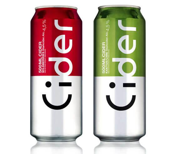 El mejor logo en latas de aluminio