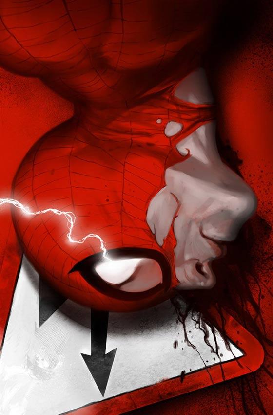 portadas de cómic para Marvel
