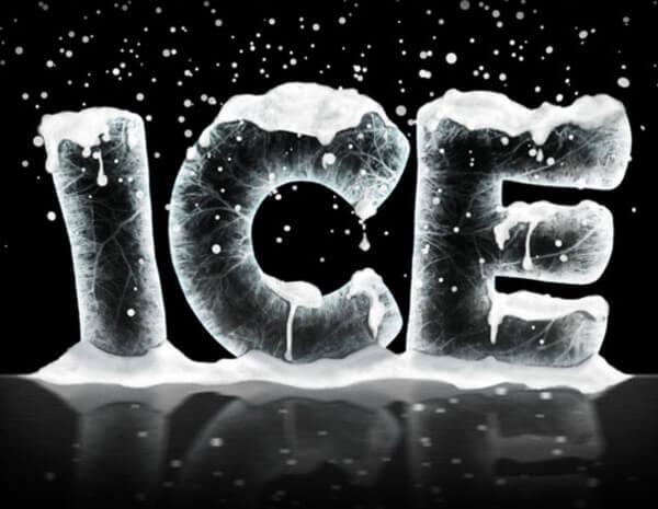 Efecto de nieve en textos con Photoshop