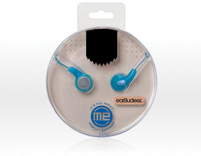 Empaque de audífonos
