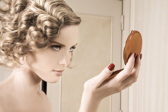 espejos y mujeres