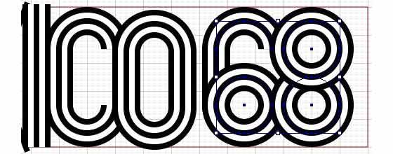 México 68 logo