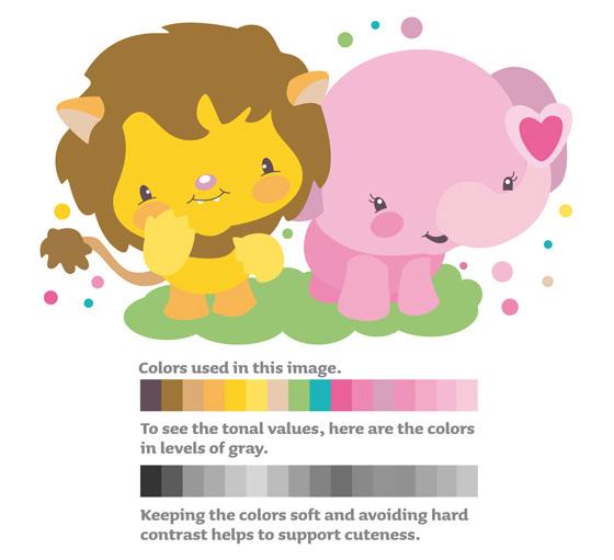 ilustraciones infantiles en vectores