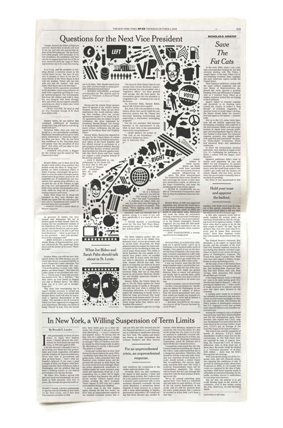 diseño editorial en periódicos