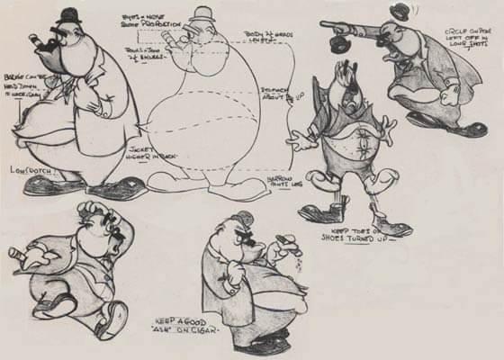 aprender a dibujar poses de caricaturas