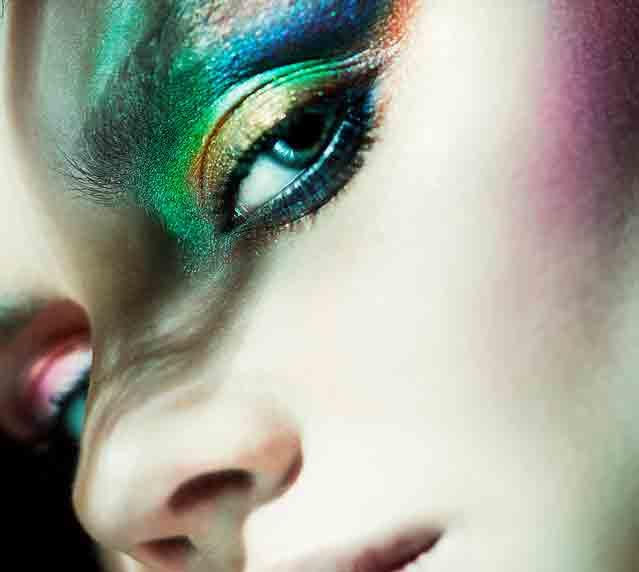 maquillaje en ojo