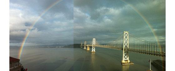 Mejorar fotos con arcoíris