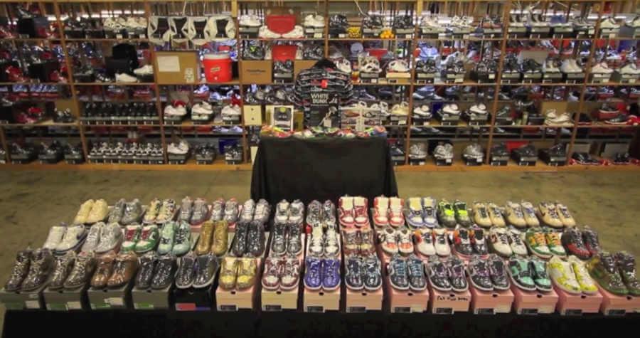colección de tenis Nike