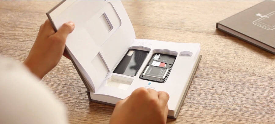 Manuales interactivos para celulares