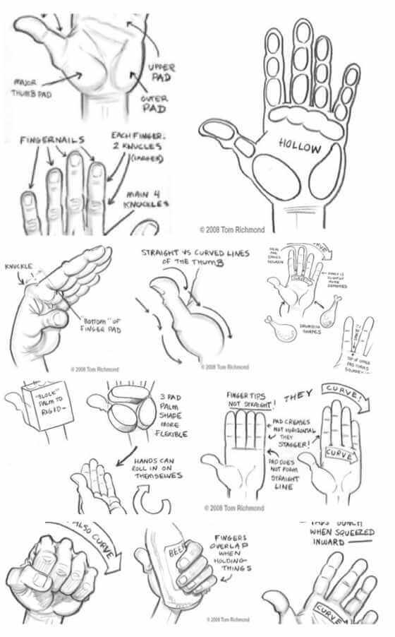 Tips de dibujos