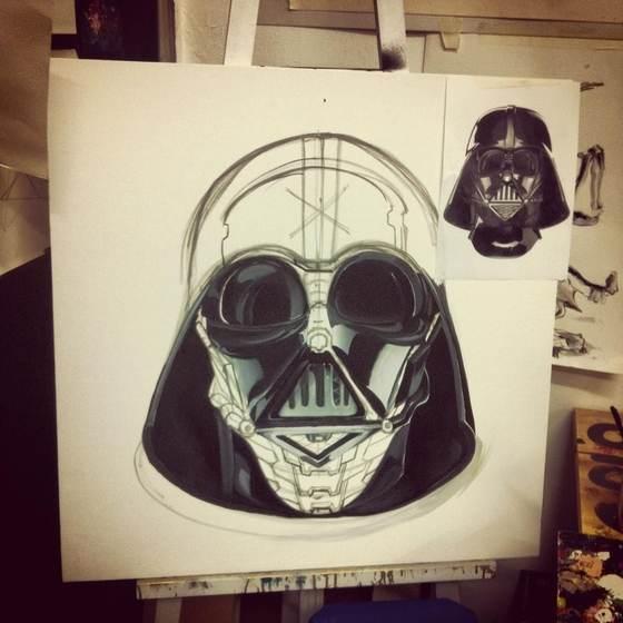 dibujo tinta