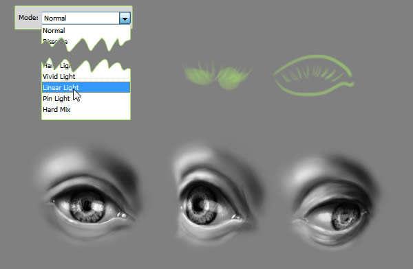 técnicas de dibujo en Photoshop