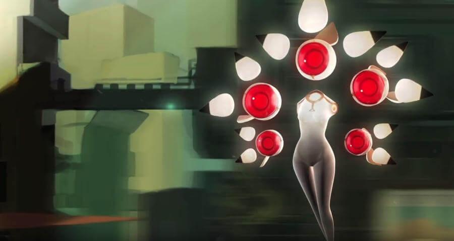 trailer de videojuego