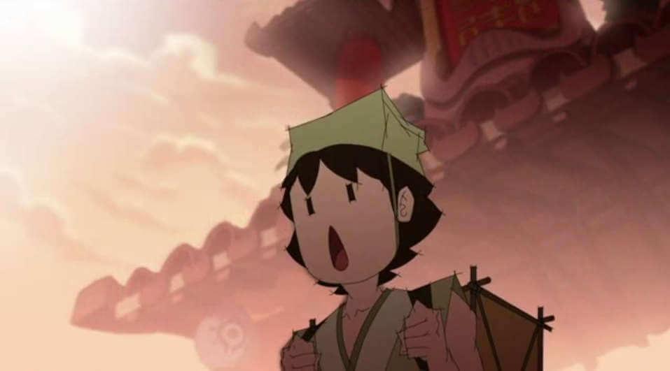 animaciones hechas en chinas