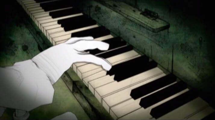 El pianografo