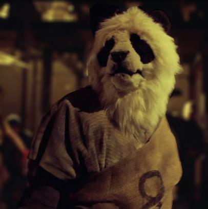Corto sobre la historia de Panda