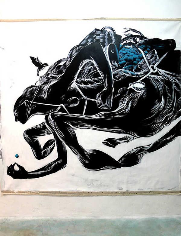 dibujos de graffiti