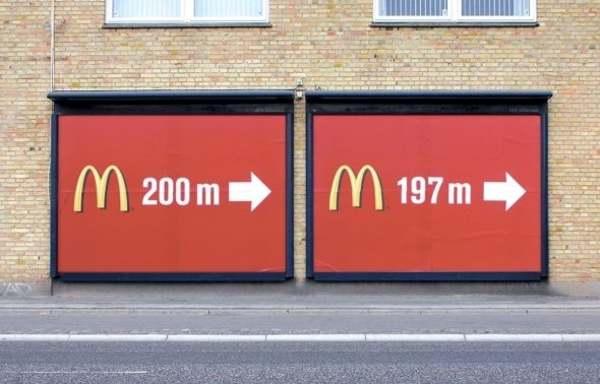 Publicidad de McDonald's
