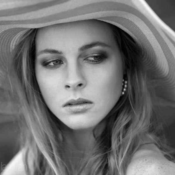 retratos modelos mujer
