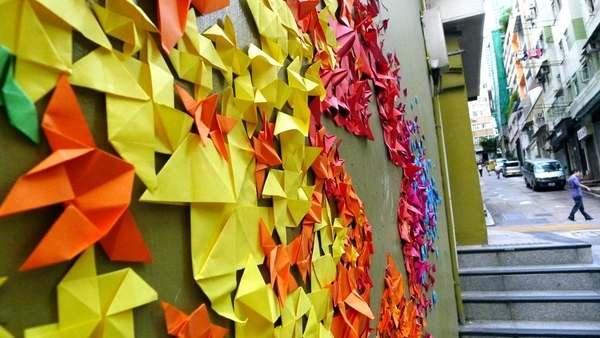 origami urbano