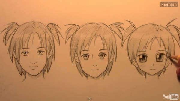 aprender a dibujar manga