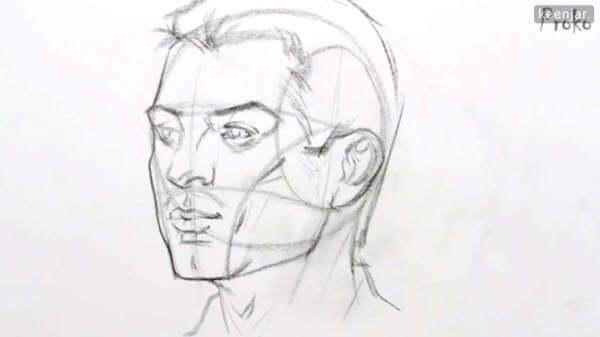 Dibujar rostro