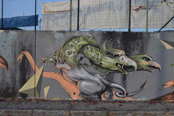 murales surrealistas