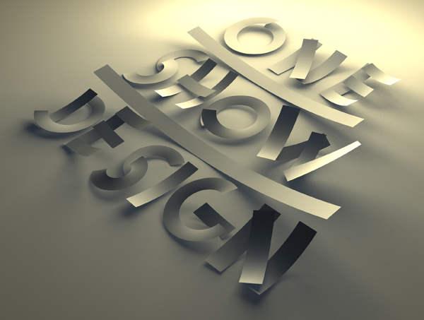 tipografías experimentales