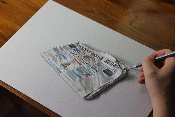 aprender a dibujar mirando videos