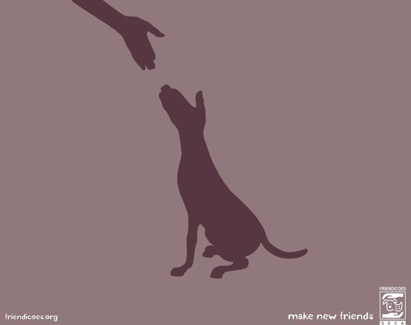 publicidad una protectores de animales