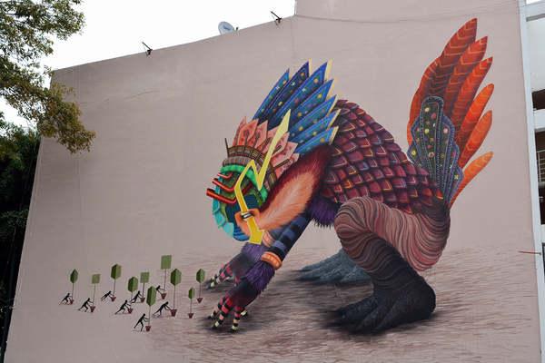 murales y arte urbano