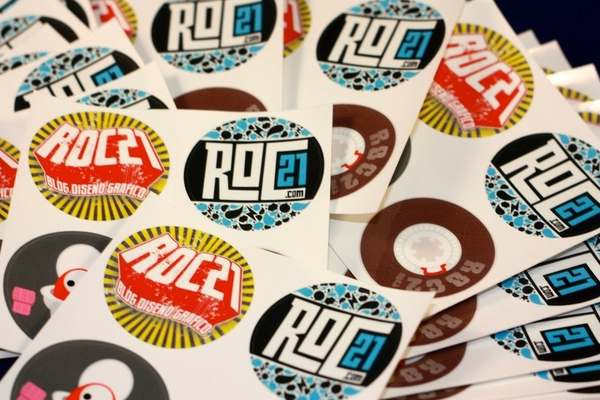 stickers roc21