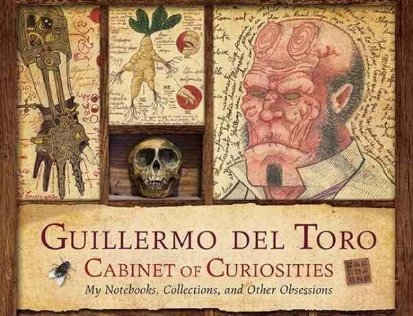 Libro de Guillermo del Toro
