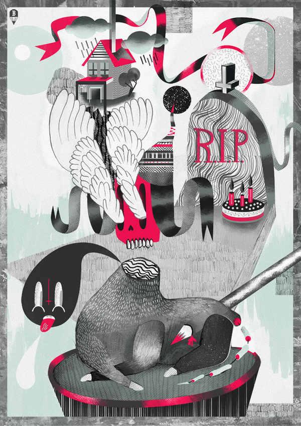 ilustracion de karol