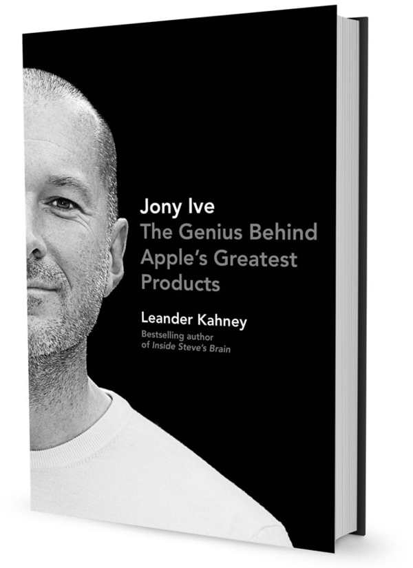 Libro de Jony Ive