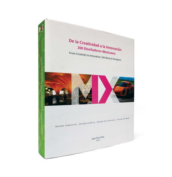 Libro de diseño en México