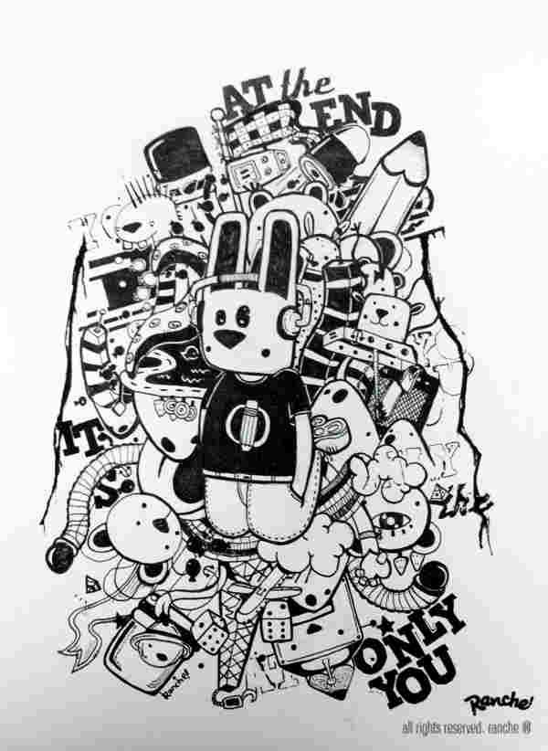 ilustración de javier