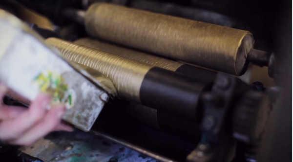 impresores de la vieja escuela
