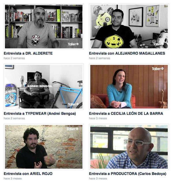 entrevistas a diseñadores gráficos