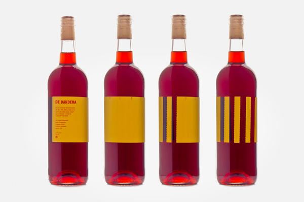 etiqueta para vino español