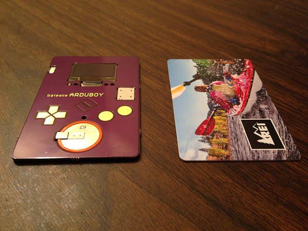 tarjeta de presentación original