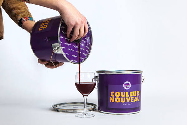 cubetas de vino