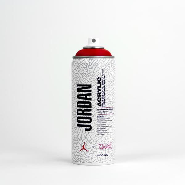 latas de pintura edición limitada
