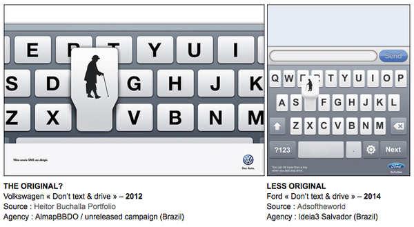publicidad copiada