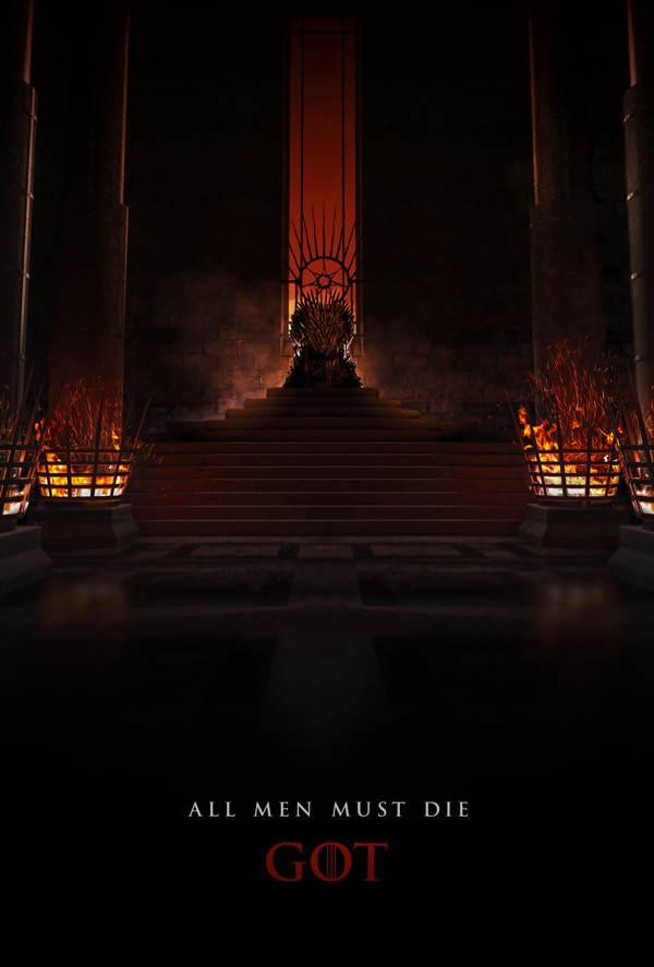 carteles de game of thrones
